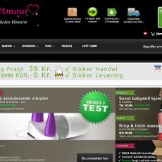 SexShop MissAmour.dk