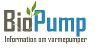 information om varmepumper